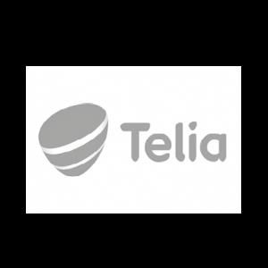 Telia. En av Svenskt kvalitetsindex uppdragsgivare.